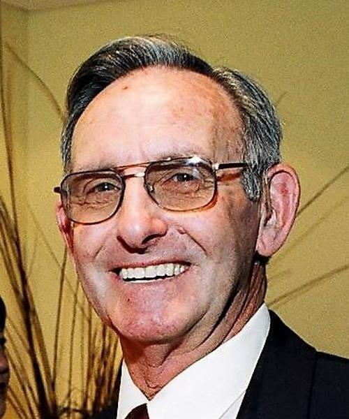 Cliff Wearne - Past President