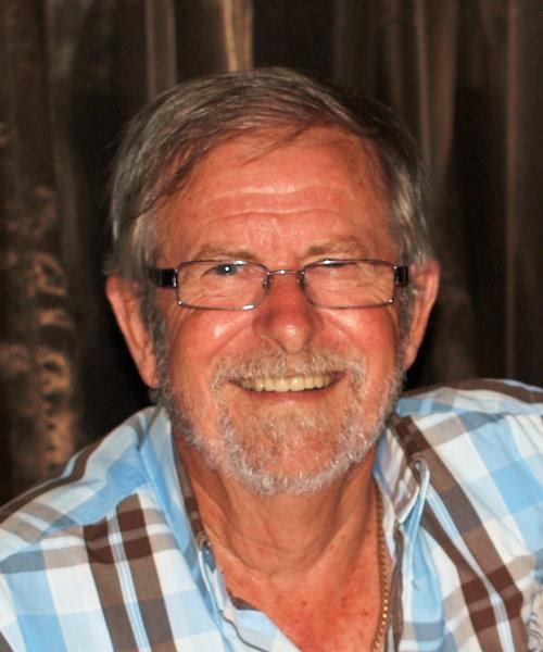 Ern Wardell - Honorary Member