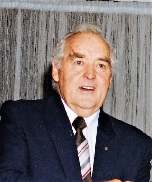 1992-1993 – John McCrohan