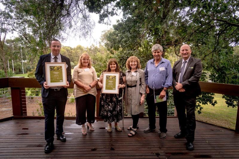 community awards photo